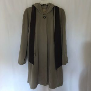 Vintage NEW YORK HARBOR Raincoat